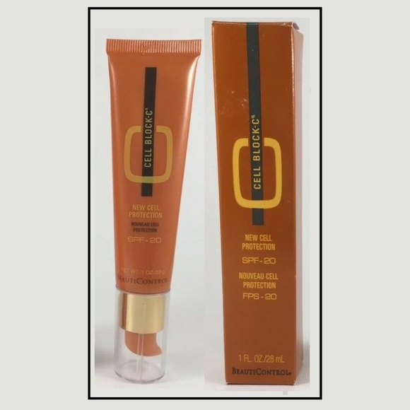 beauticontrol Other - Beauticontrol New Cell Protection  SPF-20